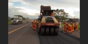 CCR MSVia já investiu R$ 1,148 bilhão em obras e serviços na BR-163