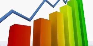 Bovespa cai com lucros; Dólar tem menor cotação em 7 meses