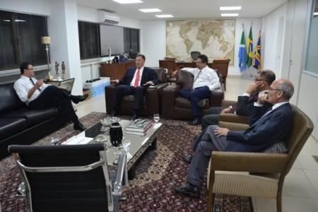 Fiems apresentou proposta de cooperação internacional em educação profissional entre o Senai de Mato Grosso do Sul e o Paraguai