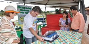 Piscicultores recebem orientações sobre a 12ª Festa do Peixe de Dourados nesta terça