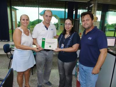 Indústria de embalagens Inflex manteve o Selo Ambiental obtido em dezembro de 2014 na cor verde, que representa mais 5% de incentivo fiscal junto ao Estado