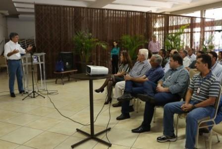 Prefeito Murilo destaca o potencial da indústria de Dourados, que amplia produção e gera empregos