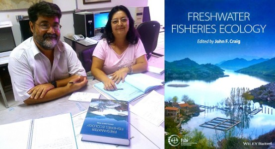 Livro Ecologia da Pesca em Água Doce foi produzido com base em Informações colhida pelo Imasul, Embrapa e PMA