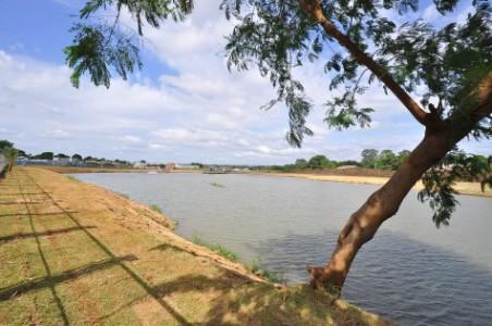 Parque do Rego D`Água está pronto para a Festa do peixe, que começa nesta quarta-feira e segue até domingo – A. Frota