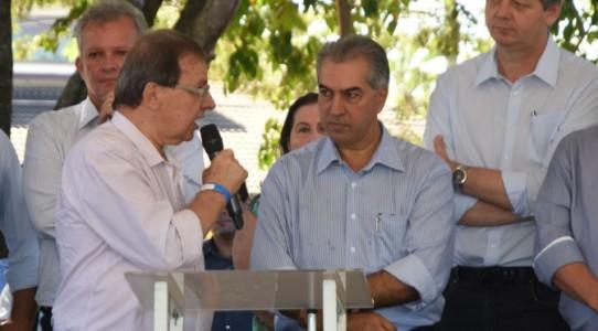 Acordo de redução da alíquota do ICMS da querosene, de 17% para 4% nos voos operados pela companhia aérea Azul até o município de Bonito, foi anunciado pelo governador Reinaldo Azambuja