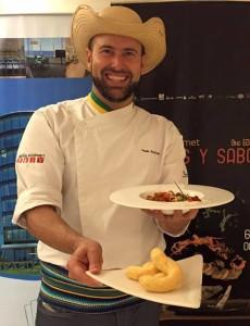 Chef Paulo foi vencedor em 2015 do Prêmio Dólmã e ganhou o título de embaixador da cozinha brasileira