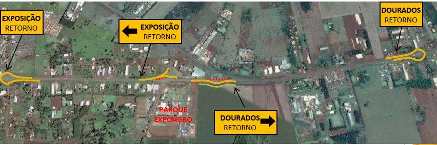 Expoagro transito 1