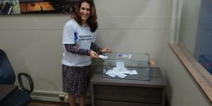 Elizabeth Salomão é a presidente eleita da Aced em Dourados