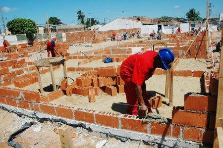 Custo para edificar o metro quadrado no Estado subiu 3,57% no mês passado, passando de R$ 981,24 para R$ 1.016,26 (Foto:Arquivo)