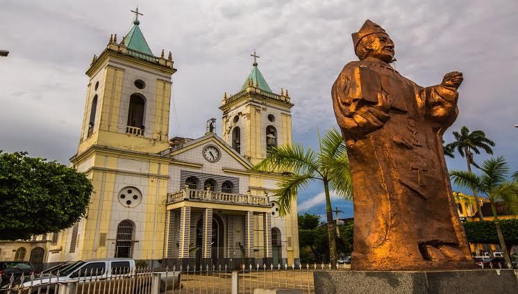 rondonia-Catedral Porto Velho. Foto-banco de imagens-Ascom
