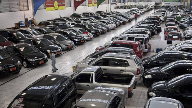Em 2016, foram financiados 37.715 veículos em Mato Grosso do Sul, contra 44.453 nos primeiros seis meses do ano passado. (Foto: Divulgação).