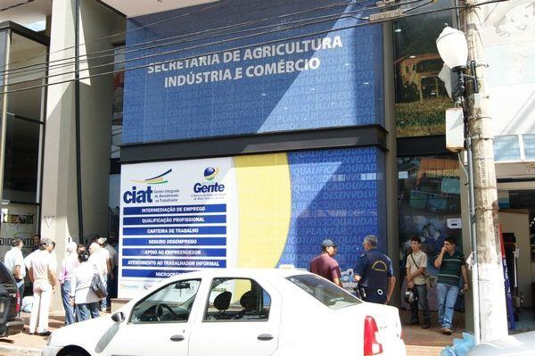 Dourados fechou o mês de maio com número negativo de empregos, com o terceiro pior desempenho entre as 15 cidades pesquisadas (Foto: Divulgação)