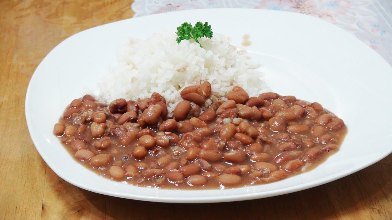 feijao e arroz