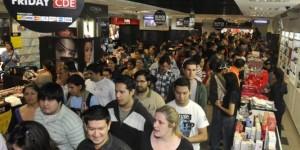 Em crise, fronteira quer movimentar R$ 200 mi com Black Friday