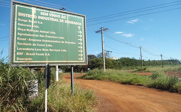 distrito industrial de dourados