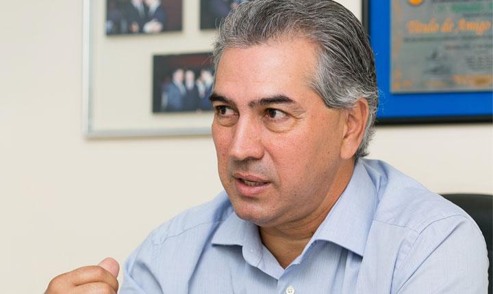 Governador Reinaldo Azambuja (PSDB) tem defendido uma reforma na previdência, para equilibrar as conta públicas - foto: Divulgação