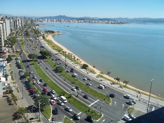 Também haverá um dia de passeio em Florianópolis. (Foto: Divulgação).