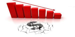 ECONOMIA DO BRASIL ENCOLHE 4,55%