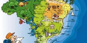 Mapa do Turismo Brasileiro, fundamental para Ministério traçar metas, passa por nova atualização