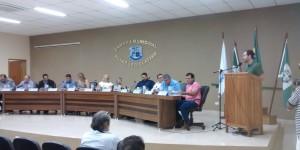 Presidente do Bonito Convention & Visitors Bureau defende a importância do turismo na Câmara