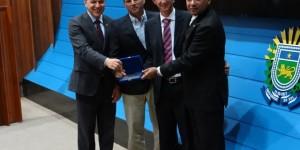 Fundação MS recebe homenagem em comemoração aos 40 anos da Embrapa