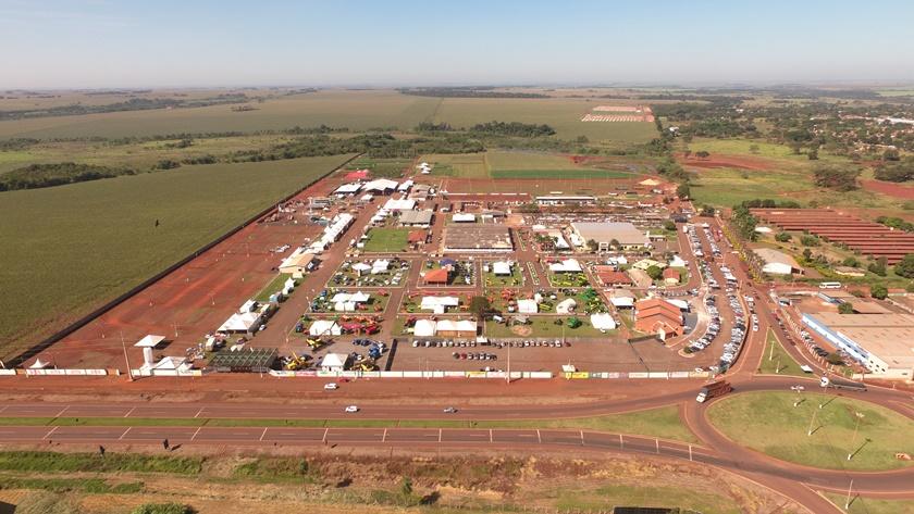 Diretoria do Sindicato Rural diz que empresários estão satisfeitos com os resultados da exposição. (Foto: Divulgação).