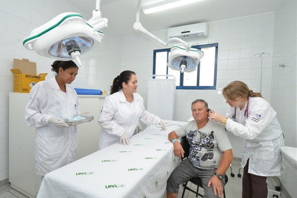 Gratificação é para o profissional médico que ultrapassar 480 consultas. (Foto: Assecom/Arquivo).