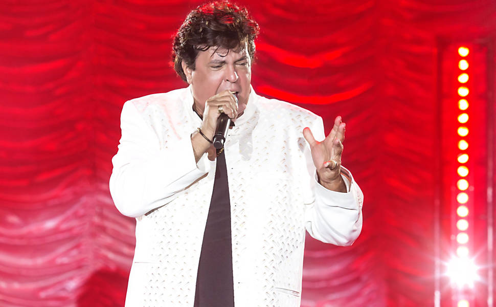"""Sidney Magal fará show """"Coração Latino"""" na comemoração do Dia do Comerciante em Dourados. (Foto: Divulgação)."""