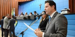 Com 15 novos projetos, Renato Câmara atua na defesa do social