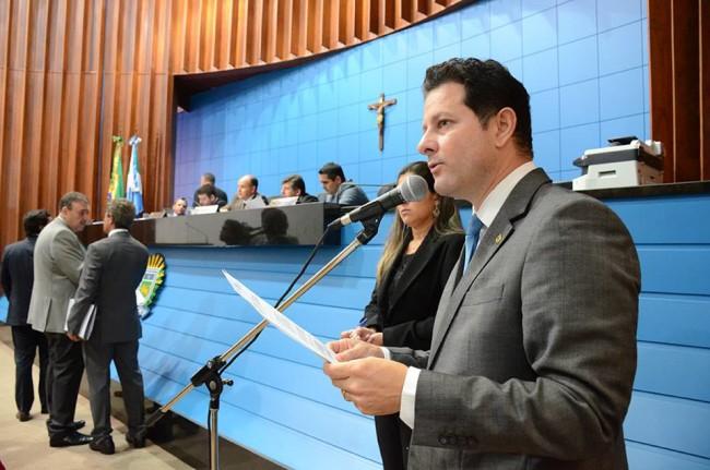 Deputado Renato Câmara fechou o primeiro semestre do ano com a apresentação de 15 projetos de lei e 161 indicações na Assembleia de Legislativa. (Foto: Divulgação).