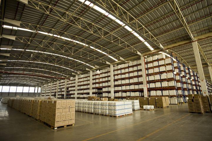 CD terá 5 mil metros quadrados, três vezes maior do que o CD de Campo Grande. (Foto: Divulgação).
