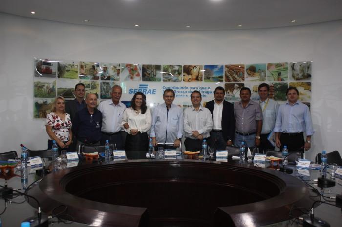 Elizabeth Rocha Salomão, presidente da Aced, assume cargo no Conselho Deliberativo do Sebrae MS. (Foto: Divulgação).