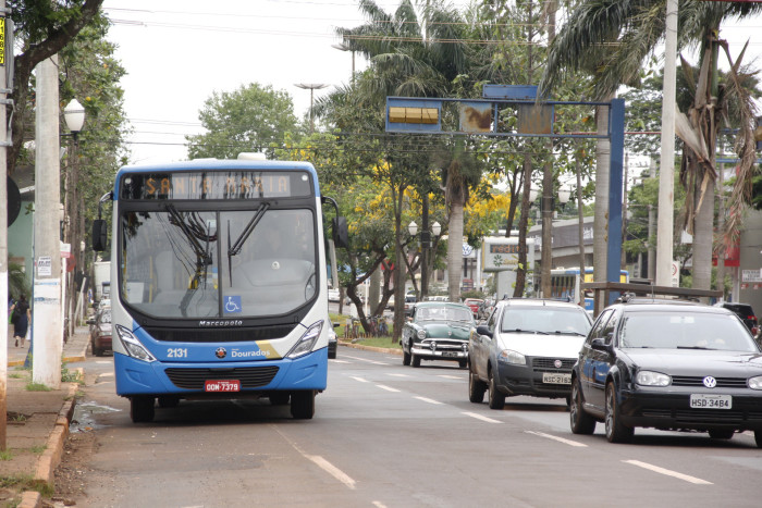 Empresa de transporte coletivo quer reajuste de tarifa; Agetran avalia solicitação. (Foto: Arquivo).