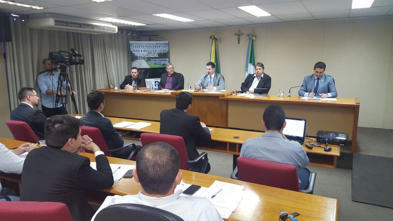 Frente Parlamentar para Regularização Fundiária promove seminário para o lançamento de manual e ampliação dos debates sobre da Lei Nº13.465/2017