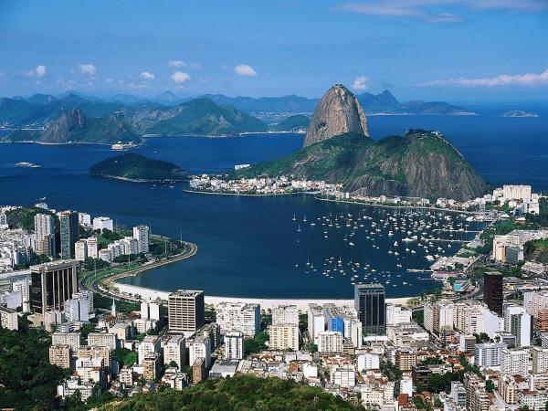 São Paulo, Rio de Janeiro e Rio Grande do Sul são, nessa ordem, as principais portas de entrada do Brasil. (Foto: Divulgação).