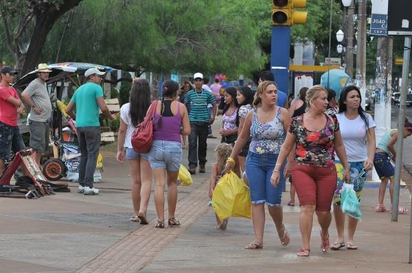Semsur  inicia nos próximos dias uma força-tarefa de fiscalização do comércio e vendedores ambulantes. (Foto: Divulgacão).