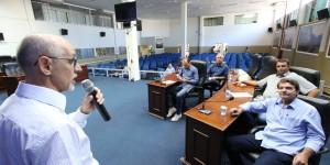 Embrapa apresenta Tecnofam para vereadores