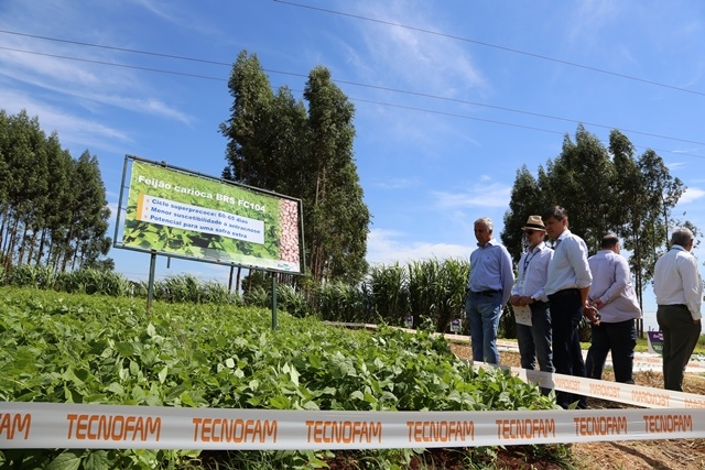 Tecnofan aconteceu na Embrapa Agropecuaria Oeste. (Foto: Alex Sandro Vicentin)