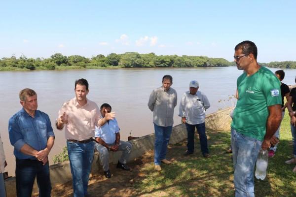 Deputado Renato Câmara cobrou agilidade na reformulação do Plano de Manejo parque e propôs a criação de uma frente parlamentar para potencializar o turismo regional. (Foto: Henrique de Matos).