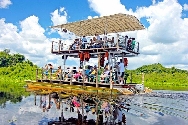 Mato Grosso do Sul está entre os estados com maior índice de regularização (83%). Foto: Fazenda São Francisco.