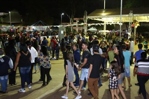 Haverá missa, música, apresentações juninas e comida típica, com segurança e estrutura para as famílias. (Foto: Dovulgação).