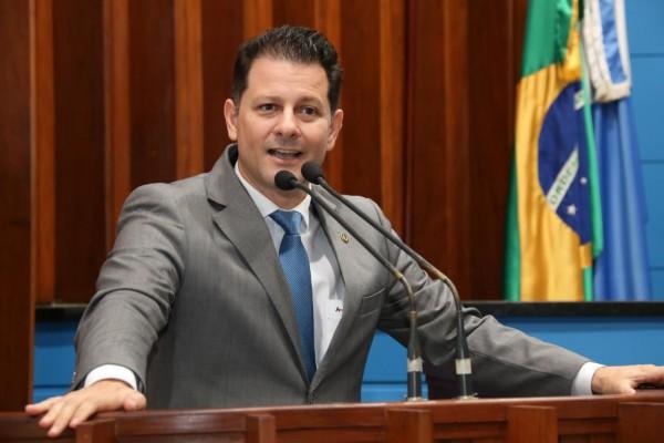 Deputado Renato Câmara vai homenagear 45 agentes que atuam na segurança pública em Dourado. (Foto: Divulgação).