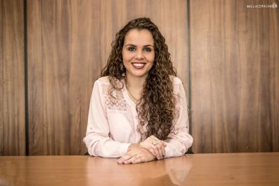 Psicóloga Priscilla Joyce do Amaral ministrará palestra na Aced. (Foto: Wallace Rocha).