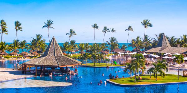 Redes de resorts do país abrem vagas de trabalho . (Foto: Divulgação).