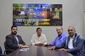 Comissão de Revisão das Tarifas Cartorárias da Aced. (Foto: Arquivo).