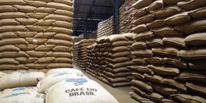 Exportação de café do Brasil atinge 20,5 milhões de sacas
