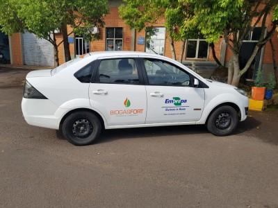 O biometano apresenta a vantagem de ser um combustível gerado a partir de fonte renovável. (Foto: Divulgação).