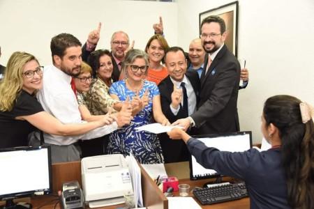 Chapas lideradas por Edna Bonelli e Felipe Azuma podem ser impugnadas do processo eleitoral da OAB por suposta propaganda antecipada