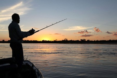 """A partir de 2020 a pesca amadora, exercida como atividade de lazer ou de turismo, será realizada exclusivamente no sistema """"pesque e solte"""""""