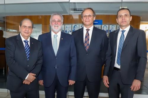 Conselho Deliberativo Nacional do Sebrae elegeu nesta quarta-feira (17) o novo diretor presidente, diretor técnico e diretor de administração e finanças. (Foto: Charles Damasceno).